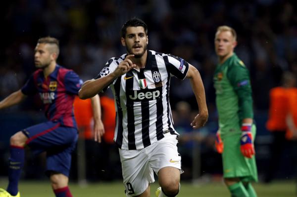 Dyrektor Juventusu: Morata wróci do Realu