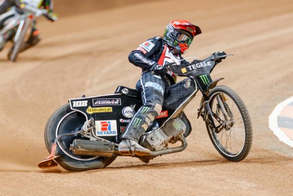 Hampel wycofał się z Grand Prix Czech