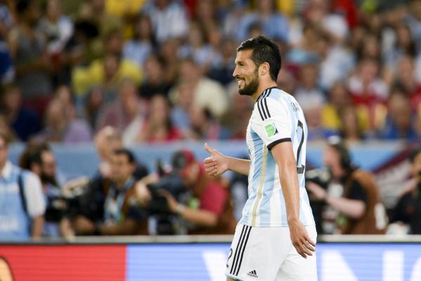 Lavezzi złamał łokieć i nie zagra w finale Copa America Centenario