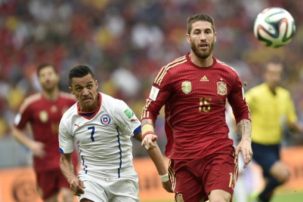 Sergio Ramos: To był dziwny mecz