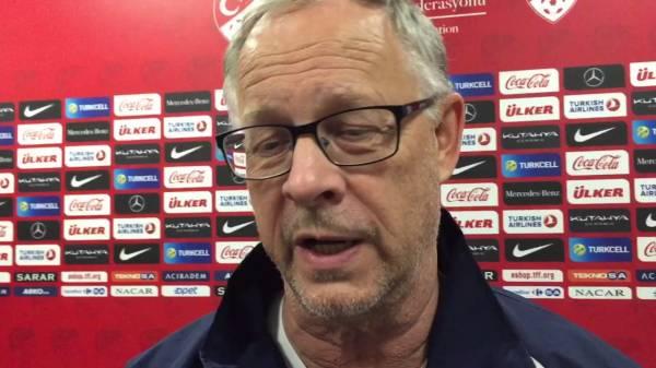Trener Islandii: Z Anglią nie przegrałem ani razu
