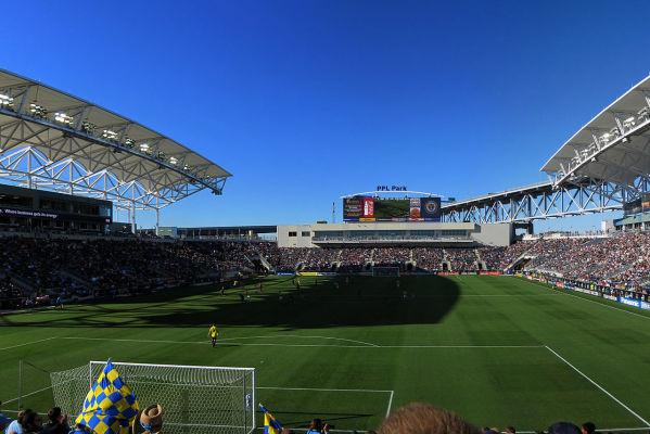 MLS: Siódme zwycięstwo Philadelphia Union, hat-trick Alberga