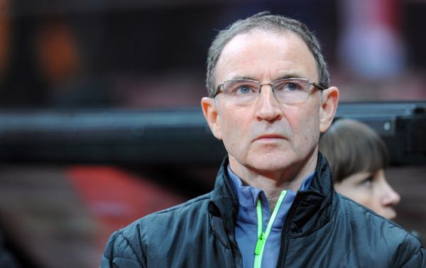 O'Neill: Mecz z Francją będzie dla nas testem
