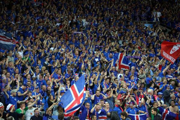 Piłkarz Islandii: Tego się nie da opisać!
