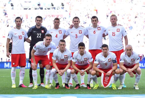"""Ranking """"Guardiana"""": Polska wśród potęg, Chorwaci faworytem po fazie grupowej EURO 2016"""