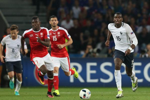 Piłkarz Szwajcarii: Polska była lepsza od Niemców. To będzie trudny mecz