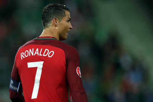 Ronaldo: Marzę o sukcesie z reprezentacją Portugalii