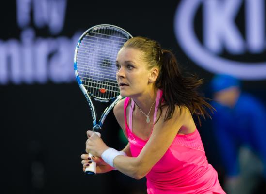 Agnieszka Radwańska przegrała w Eastbourne