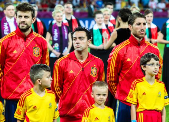 Xavi: Włochy są jak Barca i Atletico