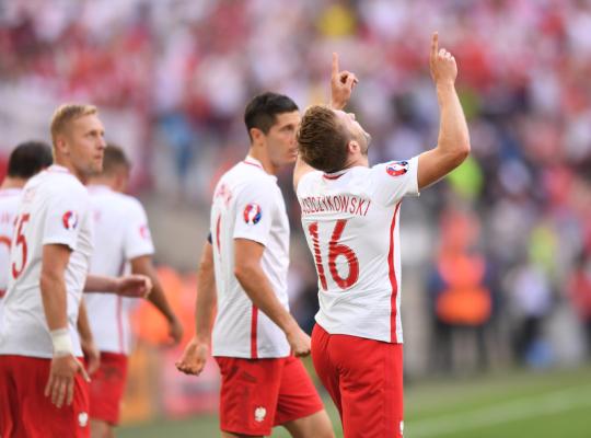 Polska w ćwierćfinale EURO 2016! Wygrywamy ze Szwajcarami po rzutach karnych!