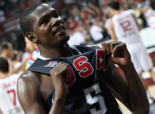 Koszykówka: Amerykanie podali skład kadry na igrzyska
