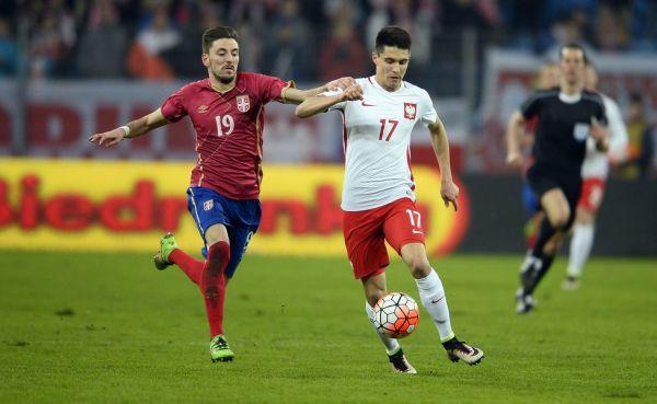 Kapustka: Mecz z Portugalią jak każdy inny