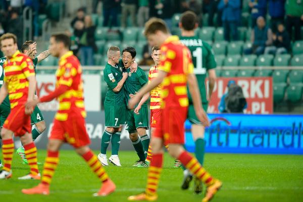 Jagiellonia pokonała wicemistrza Słowenii