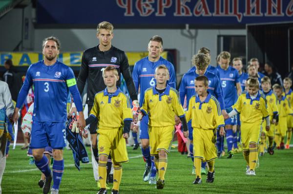 Piłkarz Islandii przed meczem z Anglikami: Dorastałem oglądając Premier League