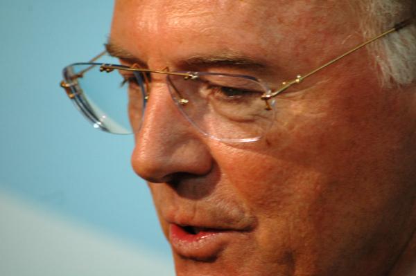 Beckenbauer: Wolę Hiszpanów, nie powinniśmy się bać