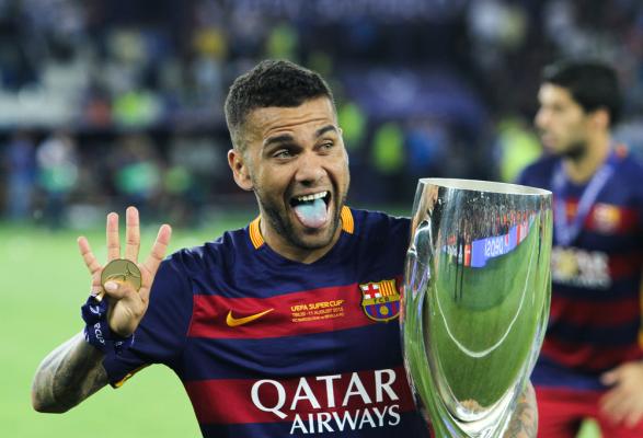 Oficjalnie: Dani Alves piłkarzem Juventusu!