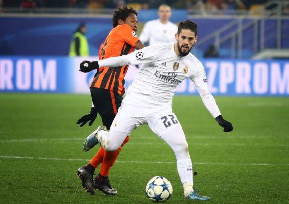 La Liga: Isco zostaje w Realu Madryt