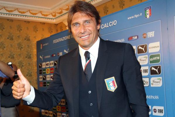 Conte: Moi zawodnicy mają w sobie coś niezwykłego