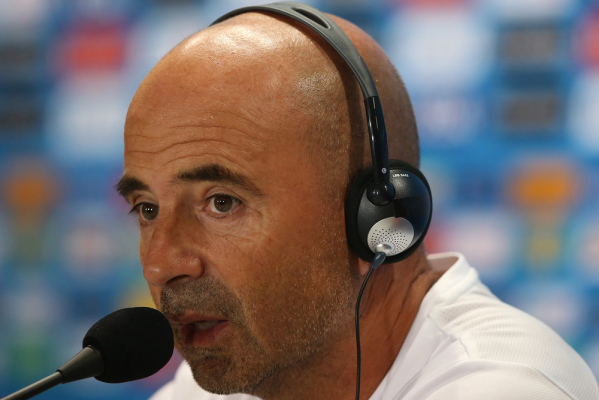 Jorge Sampaoli nowym trenerem Sevilli