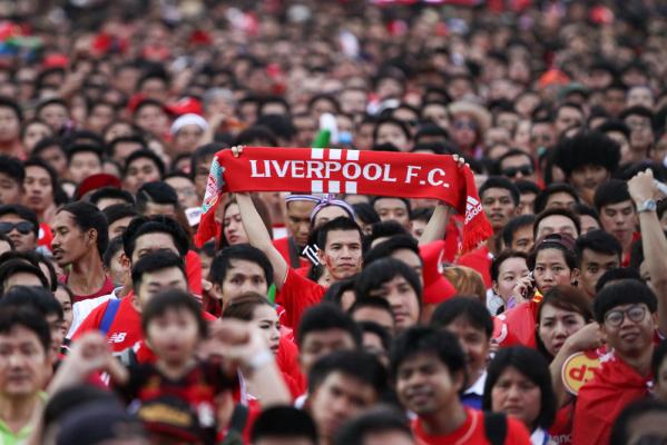 Sadio Mane oficjalnie w Liverpoolu