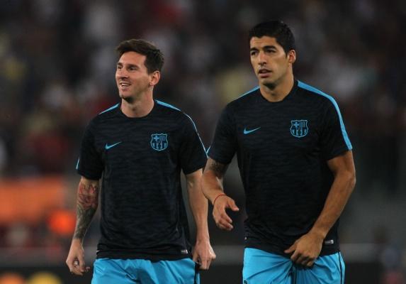 Suarez: Messi zmieni swoją decyzję