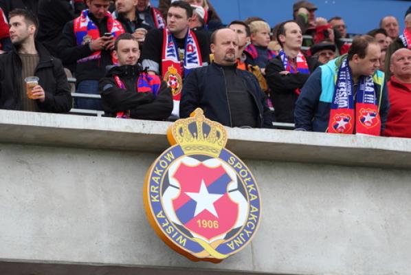 Wisła Kraków rozwiązała umowę z Bałaszowem