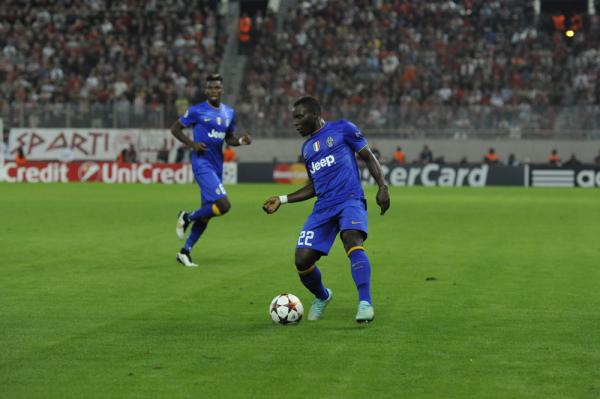 Kwadwo Asamoah zostaje w Juventusie Turyn