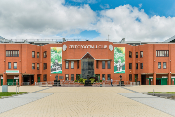 Dembele: Celtic to odpowiedni klub dla mnie