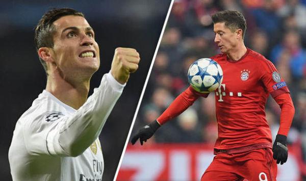 Robert Lewandowski vs Cristiano Ronaldo: Jak grają na EURO?
