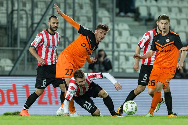 Liga Europy: Zagłębie przegrało w Sofii