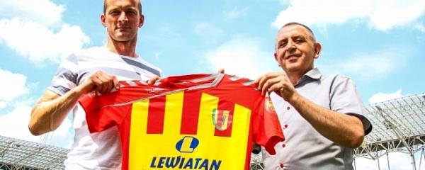 Korona Kielce ma nowego bramkarza