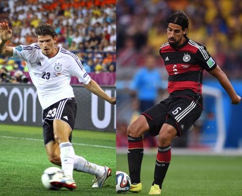Khedira i Gomez mogą nie zagrać w półfinale [AKTUALIZACJA]