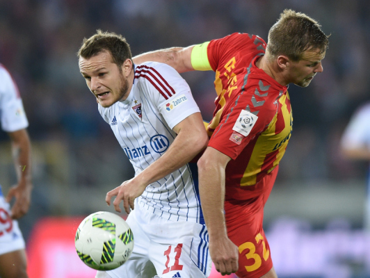 Ekstraklasa: Dejmek został kapitanem Korony