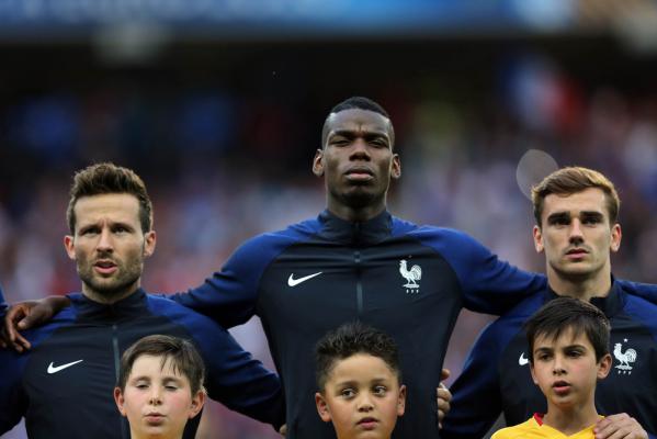 Grad goli w meczu Francji z Islandią! Gospodarze prowadzą 5:2! [VIDEO]