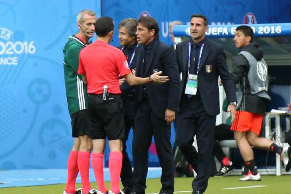 Conte: Prowadzenie Chelsea będzie trudnym wyzwaniem
