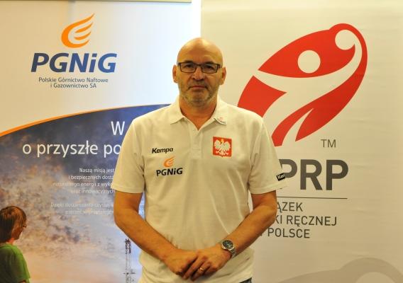 Polskie szczypiornistki mają nowego trenera