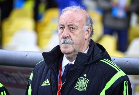 Hiszpania szuka selekcjonera. Del Bosque podał się do dymisji