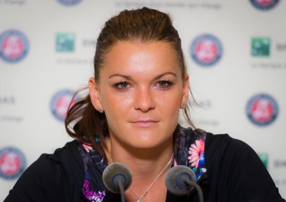 Radwańska: Lepiej zagrać dobry mecz niż g..., ale jestem przegrana