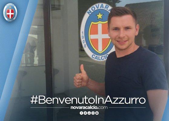 Tomasz Kupisz zmienił klub. Zagra w Novarze