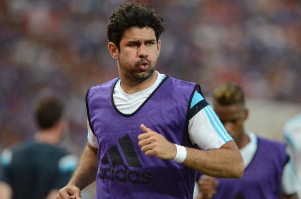 Diego Costa zostaje w Chelsea