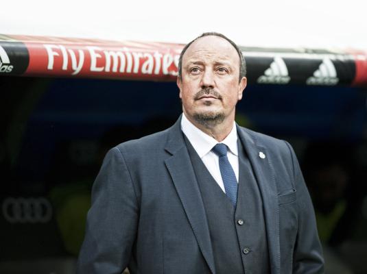 Benitez o pracy w Realu: Problemy były na zewnątrz drużyny