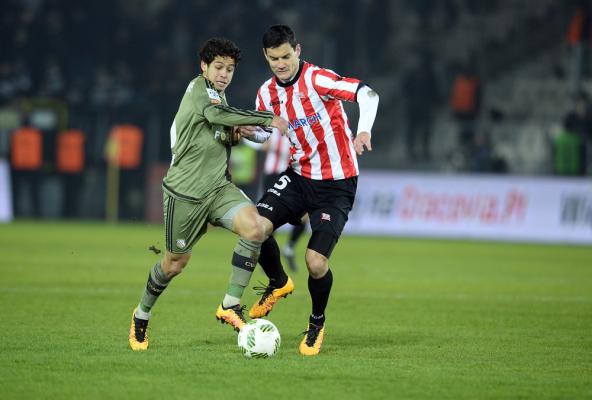 Miroslav Covilo przedłużył kontrakt z Cracovią