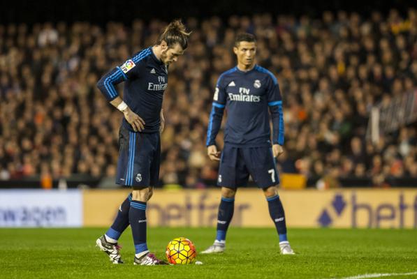 Ancelotti o Bale'u i Ronaldo: Zawsze chcą być najlepsi