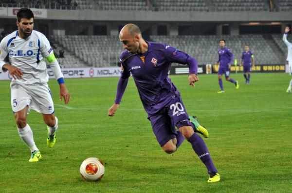 Milan interesuje się pomocnikiem Fiorentiny?
