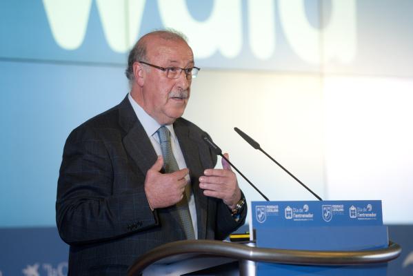 Del Bosque: Nie sądzę, abym wrócił do trenowania