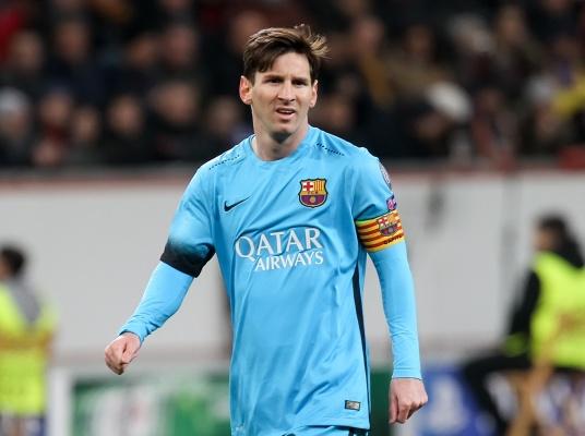 Messi skazany na 21 miesięcy więzienia!