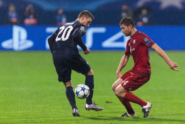 Juventus, Milan i Napoli walczą o Pjacę