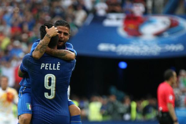 Sporo chętnych na napastnika reprezentacji Włoch