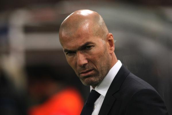 """""""Zidane przeszedł niesamowitą przemianę"""""""