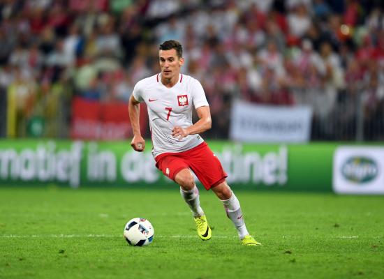 Pelle, Kante i Milik - piłkarze, których wartość najbardziej wzrosła podczas Euro według FourFourTwo